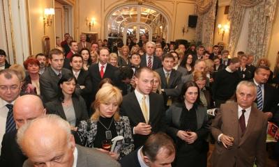 Prvi rođendan Ekonometra i Magazina Biznis, februar 2007. godine