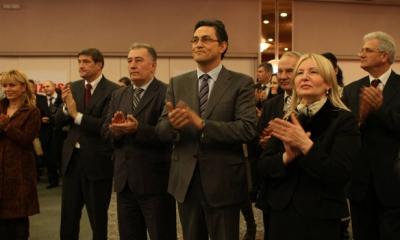 Peti rođendan Ekonometra i Magazina Biznis, februar 2011. godine