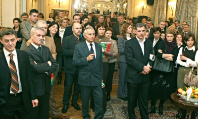 Promocija prvih brojeva Ekonometra i Magazina Biznis 16.02. 2006. godine