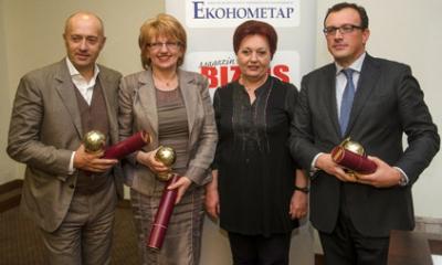 Sedmi rođendan Ekonometra i Magazina Biznis, februar 2013. godine