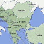 Експанзија у југоисточној Европи