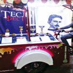 Сунчано возило за сладолед