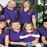 Живот у љубичастом породице Милошевић
