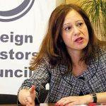 ANA FIRTEL, SAVET STRANIH INVESTITORA: Jedini recept – dugotrajne sistemske reforme