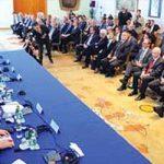 Šta je Vučić rekao bankarima i privrednicima