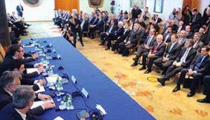 Susret predstavnika Vlade Srbije i biznismena
