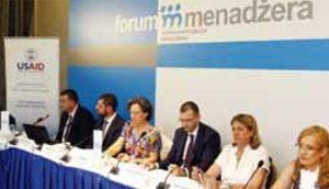 Sa panel rasprave na 17. Velikom forumu SAM-a