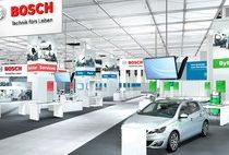Boš na sajmu Automehanika 2014