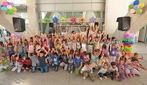 Proslava za školarce