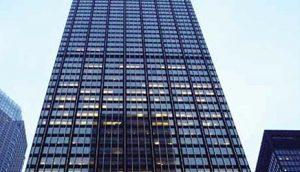 Sedište banke JP Morgan