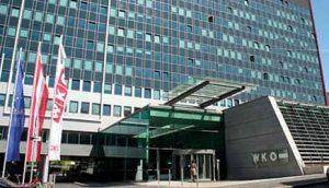Zgrada Privredne komore Austrije u Beču