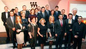 Kraun Plaza 15. decembra - lideri u svojim oblastima: Dobitnici nagrade SAM-a za 2014. godinu