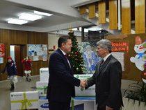 Donacija Sberbanke Ruskoj školi