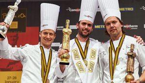 Pobednik: Najbolji u oštroj konkurenciji bio je Norvežanin Orjan Johanesen