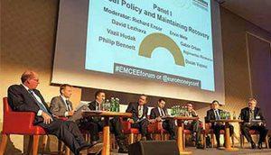 Panel o fiskalnoj politici na kojem je učestvovao i srpski ministar finansija Dušan Vujović