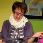 КРЕАТИВНОСТ ЈЕДНЕ НИШЛИЈКЕ: Архитекта плете шалове