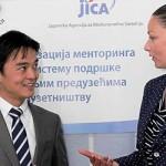 БЕСПЛАТНИ МЕНТОРИНГ: Јапанска знања у српским фирмама