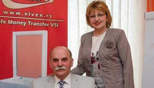Vesna Pucar Grubor i Vitomir Grubor