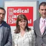 MEDICAL WASTE DESPOSAL: И ми компанију за Немце имамо