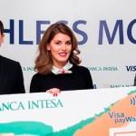 Visa i Inteza obeležile mesec bezgotovinskog plaćanja