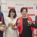 "PROSLAVLJENA DECENIJA IZLAŽENJA EKONOMETRA I MAGAZINA BIZNIS: Dodeljena priznanja ""Planeta Biznis"" 2016."