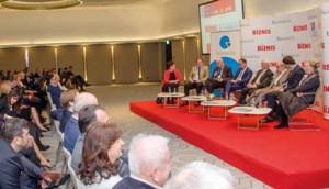 Povodom deset godina izlaženja Magazina Biznis i Ekonometra organizovana je panel diskusija ekonomista, privrednika i bankara