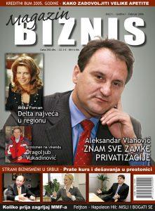 Magazin Biznis broj 1