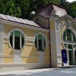 Rekonstruisan Paviljon Knjaz Miloš
