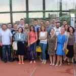 14 mladih lidera regiona sa premijerima zemalja Zapadnog Balkana