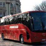 Нишки аутобус са европским печатом