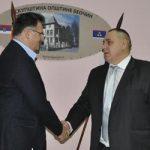 Saradnja opštine Beočin i Lafarža