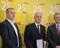 DHL Srbija obeležio 25 godina poslovanja