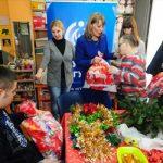"""Akcija """"Dunav osiguranja"""": podela paketića počela u Užicu"""