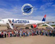 Air Transport World proglasio Er Srbiju za lidera na tržištu avio kompanija za  2017. godinu