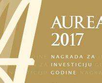Nominujte projekat za nagradu Aurea 2017.