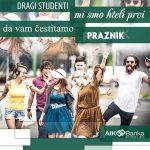 AIK banka nagrađuje najzanimljiviju studentsku avanturu