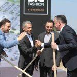 Počela izgradnja tržnog centra BIG FASHION na Vidikovcu