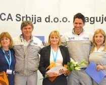 Donacija FCA Srbija Klinici za pedijatriju u Kragujevcu