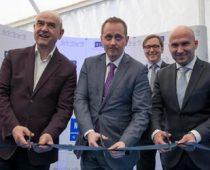 Nelt otvorio privatni železnički intermodalni terminal u Srbiji