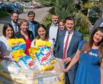 Humanitarna akcija Henkela i DIS-a
