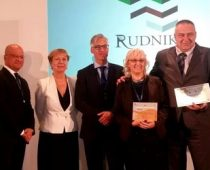 Priznanje Evropske agencije za bezbednost i zdravlje na radu za preduzeće i flotaciju Rudnik