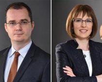Sandra Vojnović i Nikola Vuletić članovi IO Unikredit banke