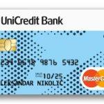 Pogodnosti Masterkard debitne kartica Unikredit banke
