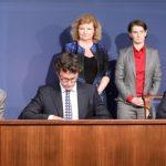 Memoranduma o razumevanju Vlade Srbije i kompanije Rio Tinto