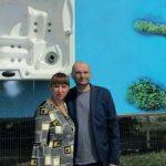 У ПОСЕТИ ШАБАЧКОЈ ФИРМИ КОЈА ПРОИЗВОДИ КАДЕ И ТУШ КАБИНЕ: Фаворит ће први у Србији производити џакузи
