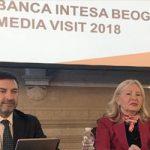 ITALIJANSKA BANKARSKA GRUPA PREDSTAVILA REZULTATE I PLANOVE RAZVOJA: Neto dobit Inteza Sanpaolo grupe 3,8 milijardi evra