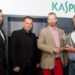 Priznanje Kaspersky Lab-u za bezbednosnu izvrsnost u onlajn bankarstvu