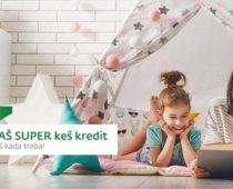 Super keš kredit – baš kada treba