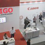 Canon štampači na sajmu Grafima