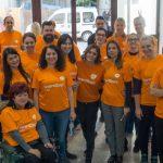 TRADICIONALNA VOLONTERSKA AKCIJA KOMPANIJE GSK (GLAXOSMITHKLINE): Narandžasti dan – devet godina volontiranja za pomoć lokalnoj zajednici